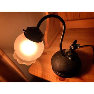 ジブリ - 希少 魔女の宅急便 ライトスタンド ジジと電球
