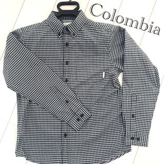 コロンビア(Columbia)のコロンビアColombia メンズM シャツ OMNI-WICK(登山用品)
