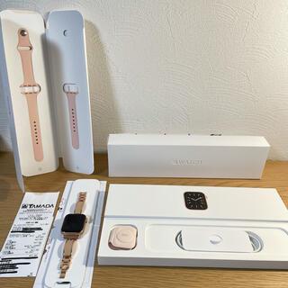 Apple Watch - 美品 Apple Watch 6ピンク
