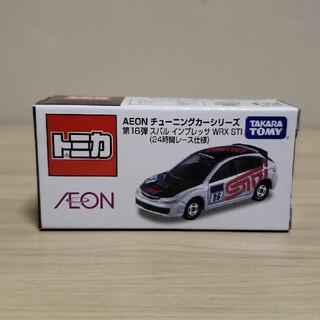 Takara Tomy - トミカ イオン チューニングカーシリーズ スバル インプレッサ WRX STI