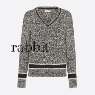 Dior - DIOR 2020年購入 人気セーター 訳ありです🙇♀️C様ご予約です❣️