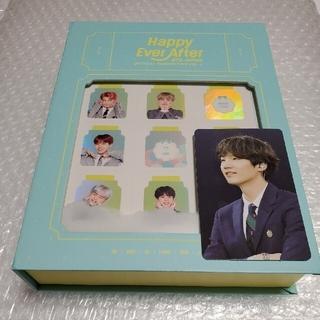 BTS ハピエバ DVD ユンギトレカ付き