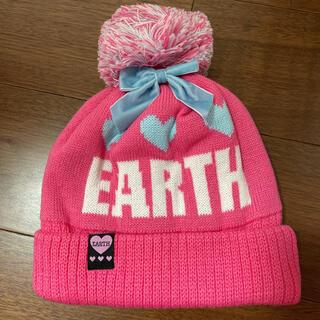アースマジック(EARTHMAGIC)の【未使用】アースマジックニット帽(帽子)