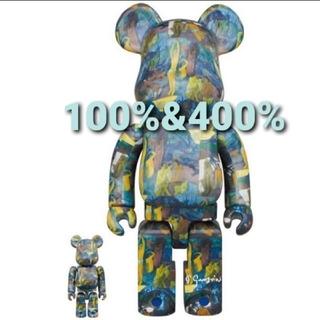 MEDICOM TOY - BE@RBRICK Henri Paul Gauguin 400%