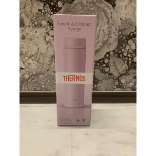 サーモス(THERMOS)のNO:1サーモス 水筒 真空断熱ケータイマグ 480ml シェル ピンク(水筒)