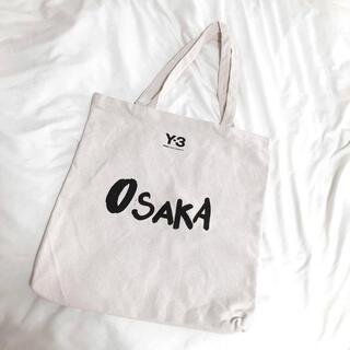 Y-3 - 【新品未使用】Y-3 ワイスリー/ ノベルティ トートバッグ/ OSAKA