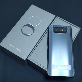 ASUS - Zenfone 8 Flip ギャラクティックブラック