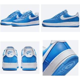 2021Nike Air Force 1 Low University Blue