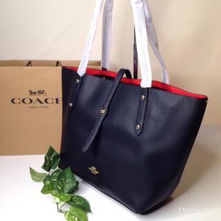 COACH - コーチ トートバッグ ブラック 【新品】