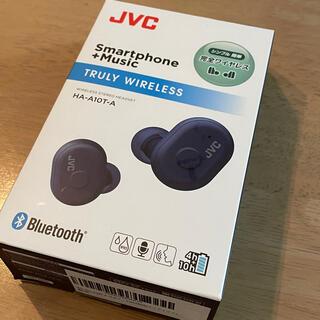 高音質 完全ワイヤレス イヤホン JVC HA-A10T-A