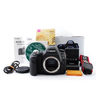 Canon - キヤノン【付属品付・動作OK】Canon  EOS 5D Mark IV