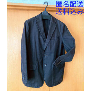 UNIQLO - UNIQLO ジャケット(ブラック)