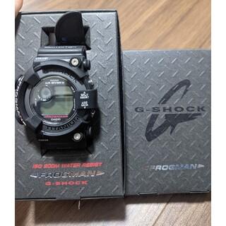 ジーショック(G-SHOCK)の【完全未使用】 G-SHOCK FROGMAN カシオフロッグマン(腕時計(デジタル))