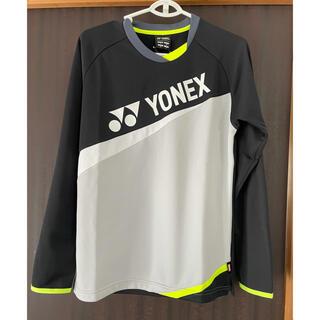 YONEX - ヨネックス 2021秋冬モデルライトトレーナー