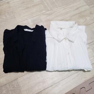 スタディオクリップ(STUDIO CLIP)の二着セット まとめ売り(シャツ/ブラウス(長袖/七分))