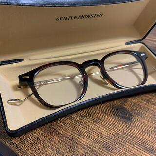 【MINO着用】gentlemonster 眼鏡