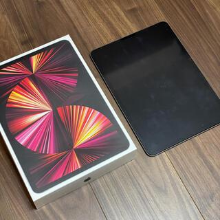 Apple - iPad Pro 11インチ 第3世代 512GB wifiモデル ケース付き