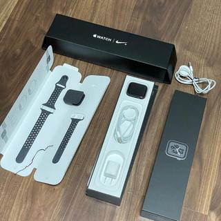 Apple Watch - apple watch 5 44mm wifi nikeモデル