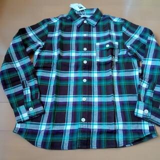 ダブルビー(DOUBLE.B)のミキハウス ダブルB シャツ ネルシャツ(その他)