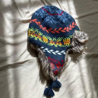ベビーギャップ(babyGAP)の【babygap】ニット帽 52cm(帽子)