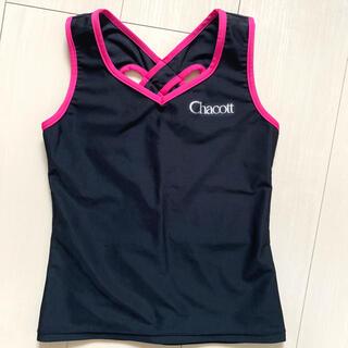 CHACOTT - チャコット新体操ハートロングトップ