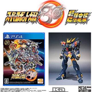 バンダイ(BANDAI)の【PS4】スーパーロボット大戦30 超限定版 ヒュッケバイン30 同梱版(家庭用ゲームソフト)