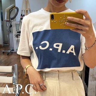 A.P.C - a.p.c. アーペーセー Tシャツ