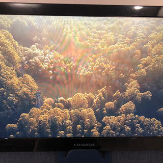IODATA - I・O DATA LCD-MF161XP ディスプレイ モニター 一年使用