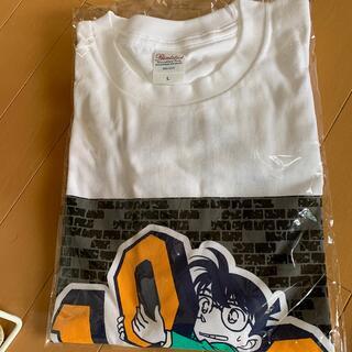 ショウガクカン(小学館)の少年サンデー  コナン Tシャツ 100巻記念(キャラクターグッズ)