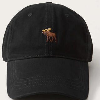 Abercrombie&Fitch - アバクロ キャップ 帽子 直営店舗品 NEWモデル