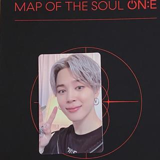 防弾少年団(BTS) - BTS MAP OF THE SOUL ON:E  Blu-ray ジミントレカ