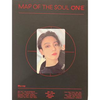 防弾少年団(BTS) - BTS MAP THE SOUL ON:E  Blu-ray トレカ グク