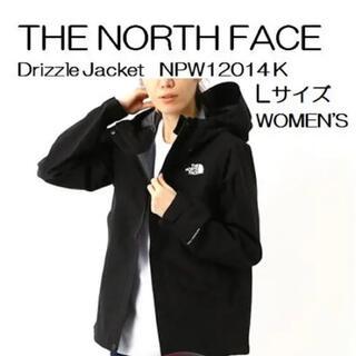 THE NORTH FACE - ノースフェイス ドリズルジャケット レディース Lサイズ