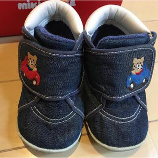 ミキハウス(mikihouse)の★ミキハウス ホットビスケッツ★13cm スニーカー 靴(スニーカー)