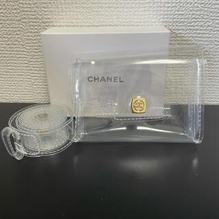 CHANEL - シャネル ノベルティ メイクアップ 小銭入れ カードケース