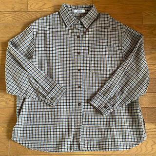 ニコアンド(niko and...)のnicoron チェックシャツ(シャツ/ブラウス(長袖/七分))