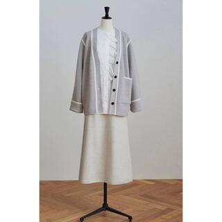 ドゥロワー(Drawer)のYori ウール マーメイド スカート (ロングスカート)