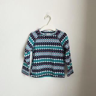 パタゴニア(patagonia)のPatagonia fleece tops(Tシャツ/カットソー)