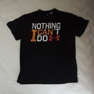 UNDER ARMOUR - 【希少】日本未発売 アンダーアーマー UNDER ARMOUR Tシャツ SM