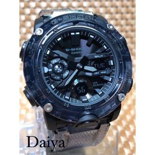 ジーショック(G-SHOCK)の新品 CASIO 正規品 G-SHOCK 腕時計 GA-2000SKE-8A(腕時計(デジタル))