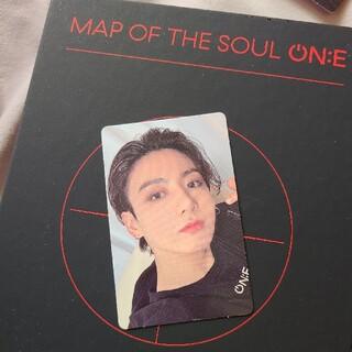防弾少年団(BTS) - BTS MAP OF THE SOUL ON:E トレカ ジョングク