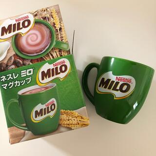 ネスレ(Nestle)のネスレ ミロ マグカップ 非売品(食器)