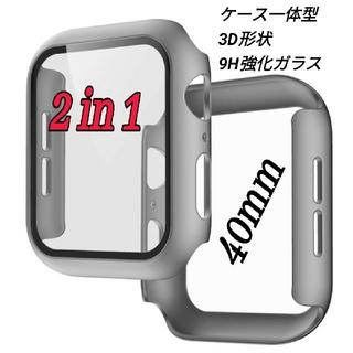 Apple Watch 一体型 保護カバー  バンド  38/40mm e