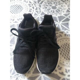 adidas - アディダスオリジナル スニーカー23センチ黒
