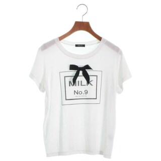MILK - MILK  Tシャツ・カットソー レディース