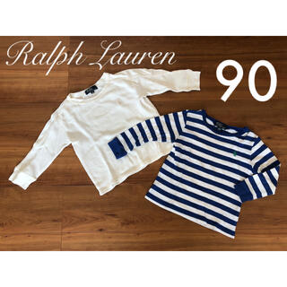 POLO RALPH LAUREN - Polo by Ralph Lauren ポロラルフローレン 長袖 90