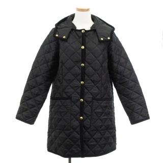 トラディショナルウェザーウェア キルティング コート ブラック 34