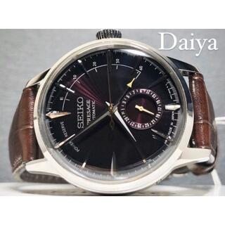 ジーショック(G-SHOCK)の新品 SEIKO 正規品 Presage プレザージュ 腕時計 SSA393J1(腕時計(デジタル))