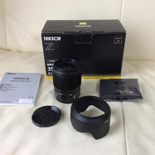 Nikon - NIKKOR Z 35mm f/1.8S まこ様専用