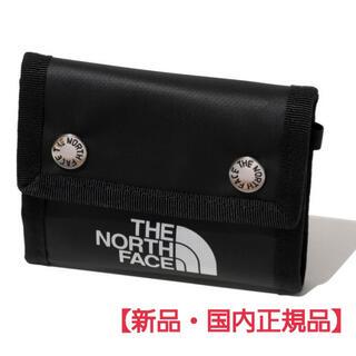 ザノースフェイス(THE NORTH FACE)のノースフェイス THENORTHFACE BCドットワレットNM82153 K(折り財布)